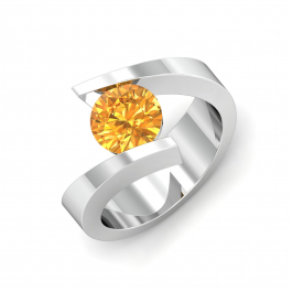 Celia Citrine Ring