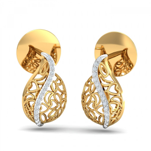 Exquisite Filigree Earrings