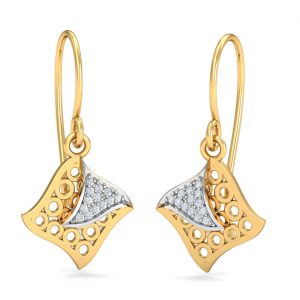 Aygul Hook Earrings