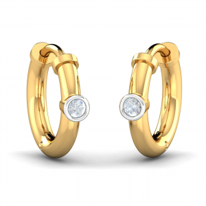 Akilah Diamond Hoops