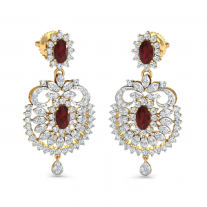 Tisya Chandelier Earrings