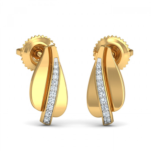 Dilac Stud Earrings