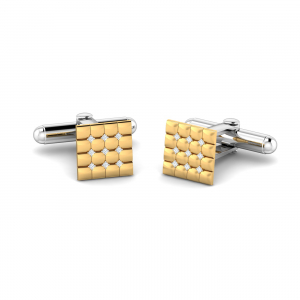 Ancil Diamond Cufflink