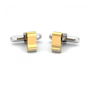 Liam Diamond Cufflinks