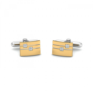 Noah Rectangular Cufflinks