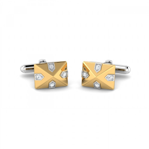Lucas Diamond Cufflinks