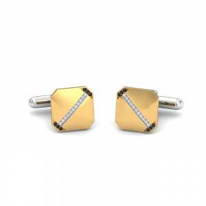 Ethan Diamond Cufflinks