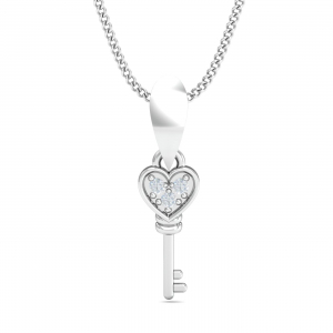 Key to the Heart Pendant
