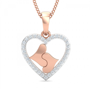 Kiss Of Love Pendant