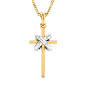 Christian Cross Pendant