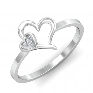Charming Love Ring