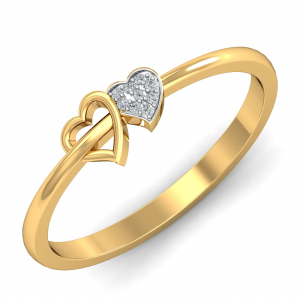 Tocco Hearts Ring