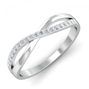 Grace Inter-twined Ring