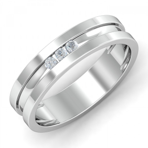 Beau Couple Band For Him
