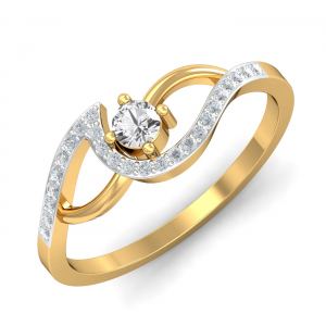 Olivia Solitaire Ring