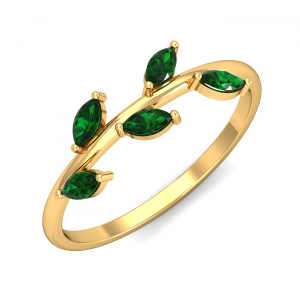 Matviyko Emerald Ring