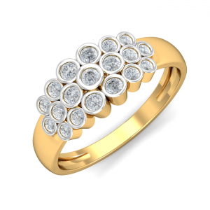Federica Bouquet Ring