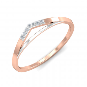 Zola's Rose Gold Ring