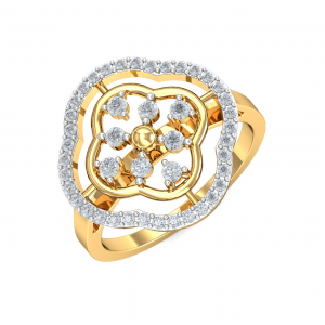 Felicity Flory Ring