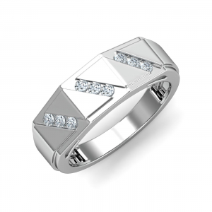 Bamah Men's Ring