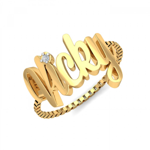 Vicky Chain Ring
