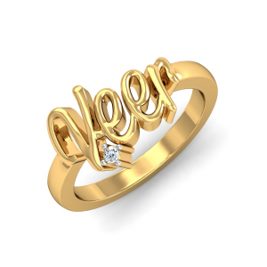 Veer Name Ring