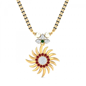 Chandrika South Indian Mangalsutra