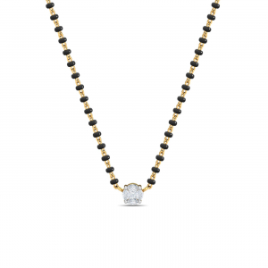 Dee Solitaire Mangalsutra