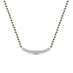 Series Solitaire Mangalsutra